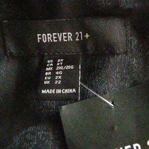 Forever 21 Tops - F21 Off Shoulder Top